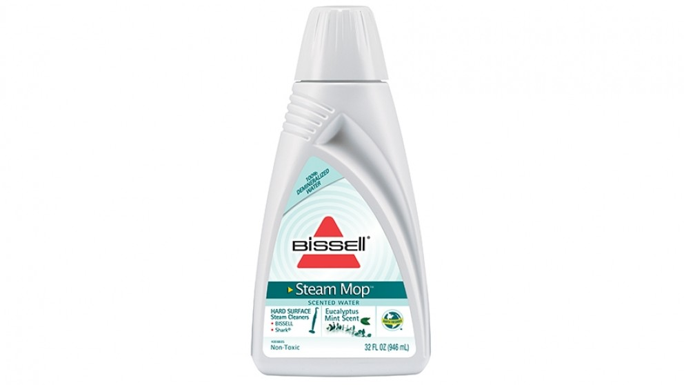 bissell steam mop scented water formula eucalyptus mint - Bissell Steam Cleaner