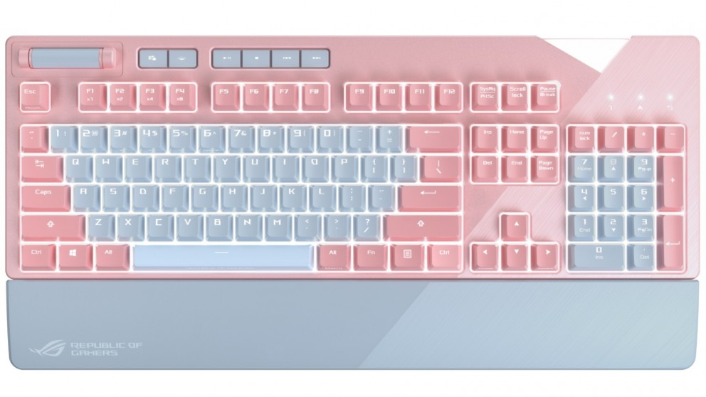 Asus ROG Strix Flare Pink LTD Gaming Keyboard