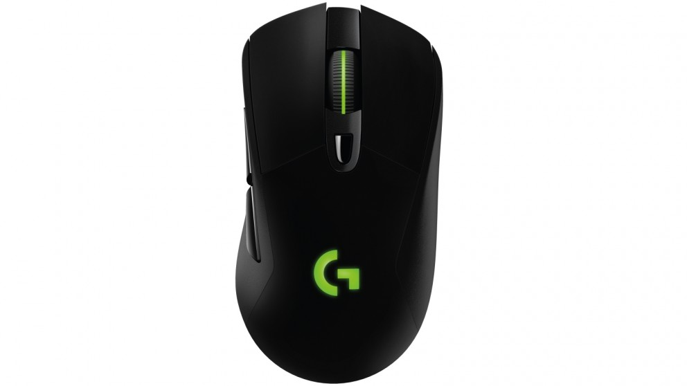 b01a54bb4a4 Buy Logitech G703 Lightspeed Wireless Gaming Mouse - Black | Harvey Norman  AU