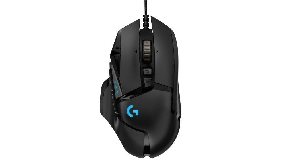 8c4bcda344f Cheap Logitech G502 Hero High Performance Gaming Mouse | Harvey Norman AU