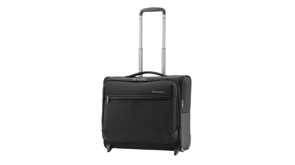 Samsonite 72 Hours Deluxe Rolling Weekender Suitcase - Black