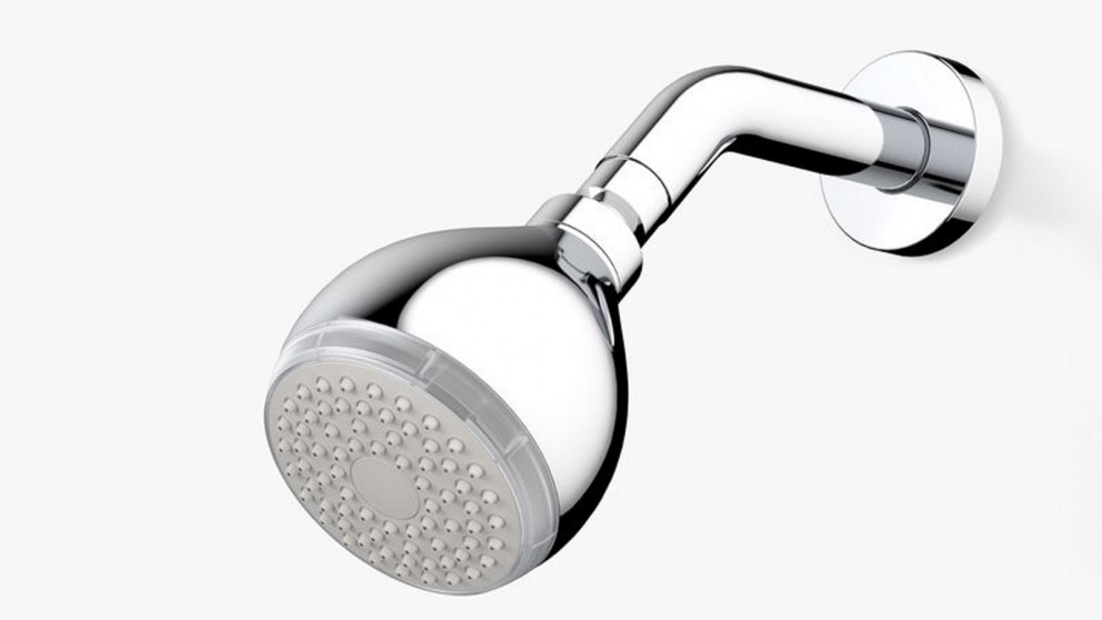 Dorf Luminous LED 3S Drop Fixed Wall Shower