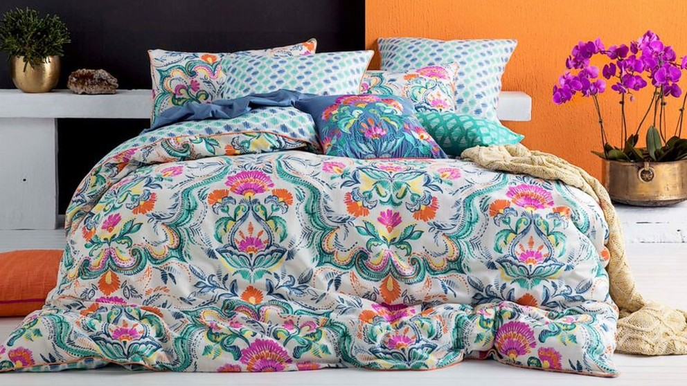 Elodie Multi Quilt Cover Set
