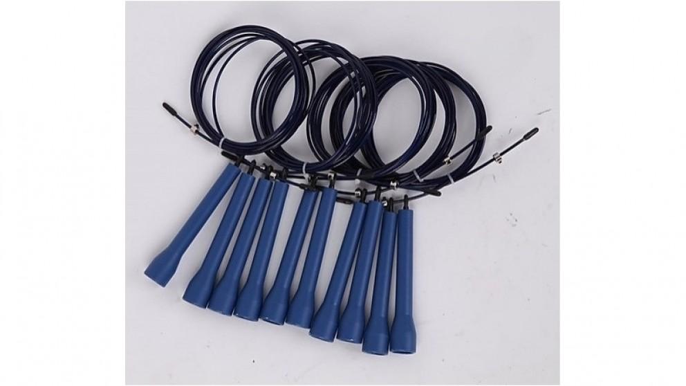 Serrano Cross-Fit Speed Skipping Rope Wire - 5x