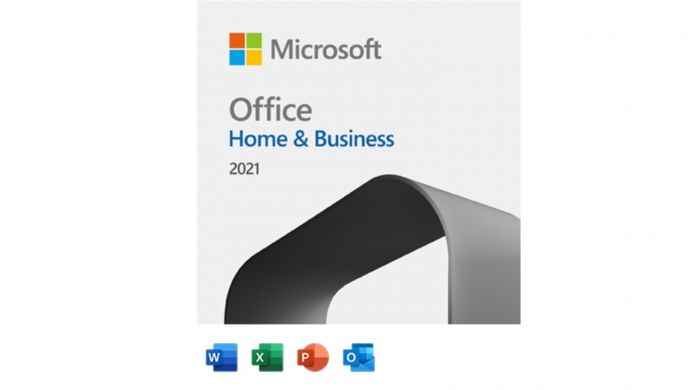Microsoft Office Home & Business 2021 Digital Download