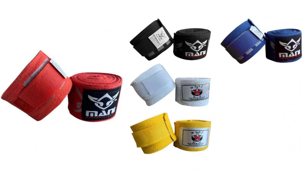 Mani Sports 4m Hand Wraps Cotton