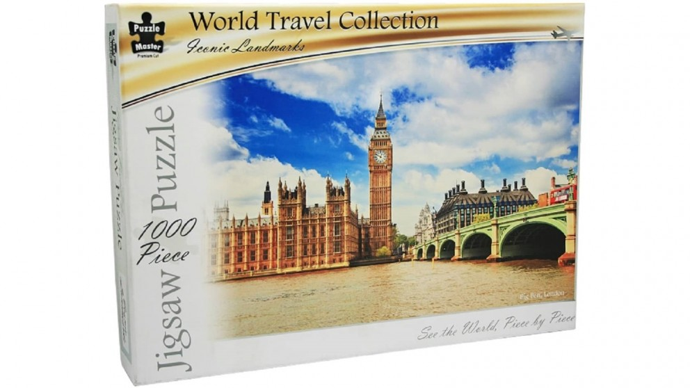Big Ben London By Puzzle Master