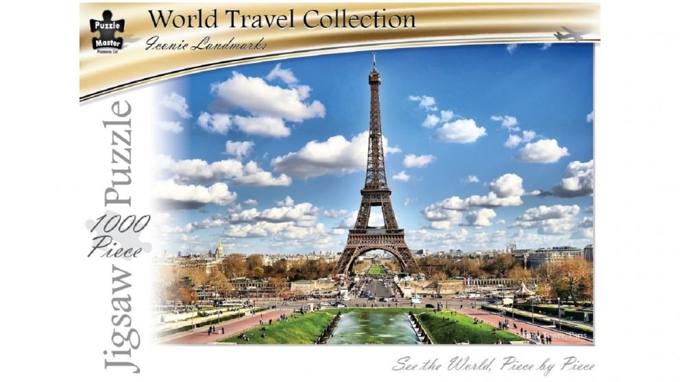 Eiffel Tower Paris By Puzzle Master