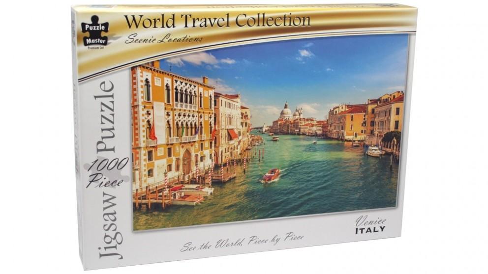 Venice Italy 1000 Piece Puzzle