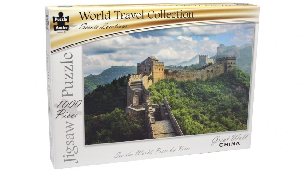 Great Wall China 1000 Piece Puzzle