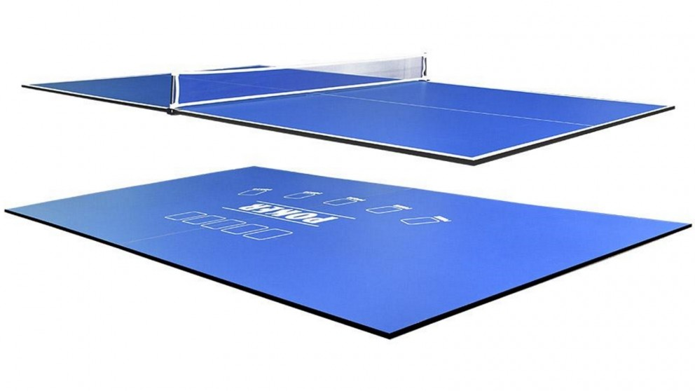 T&R Sports 7ft 2-Piece Poker/Table Tennis Top