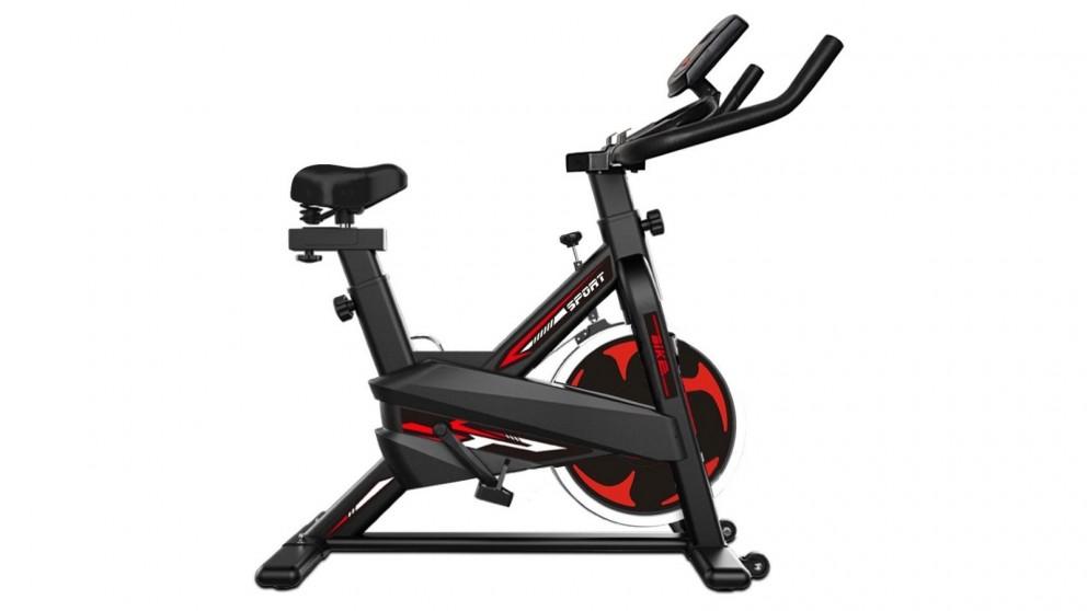JMQ Spin Bike Flywheel - Red