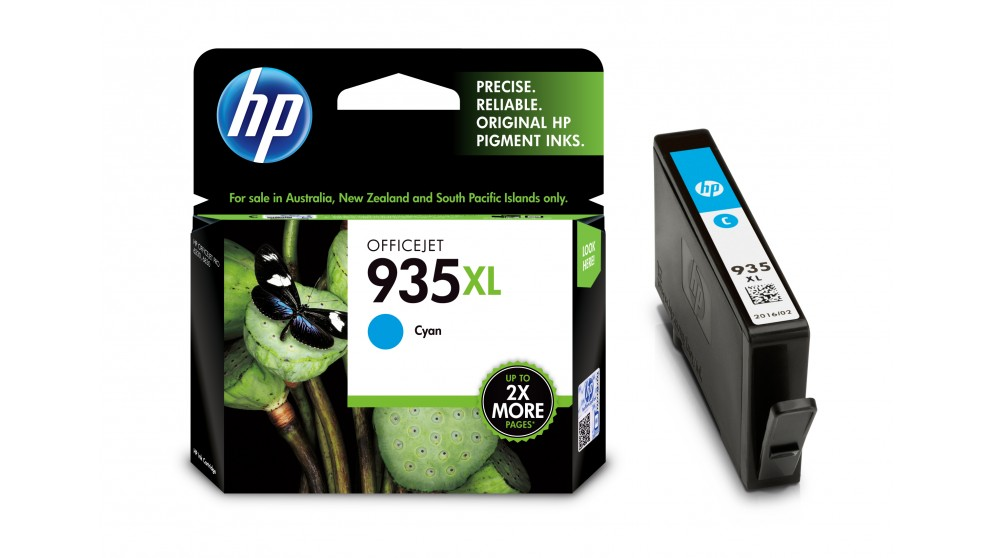 HP 935 XL Ink - Cyan