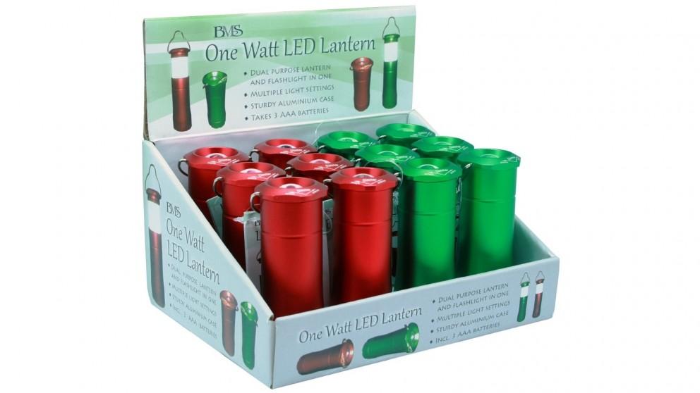 Set of 12 Portable LED Lanterns