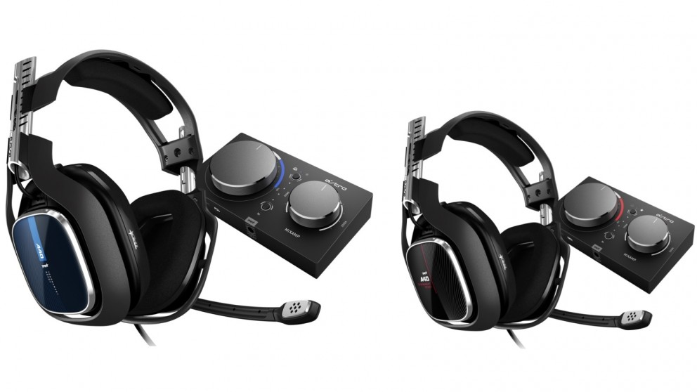 Astro A40 TR Headset with MixAmp Pro TR