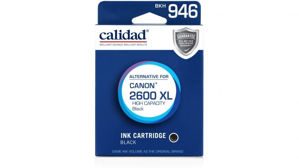 Calidad Canon PGI-2600XL Ink Cartridge - Black