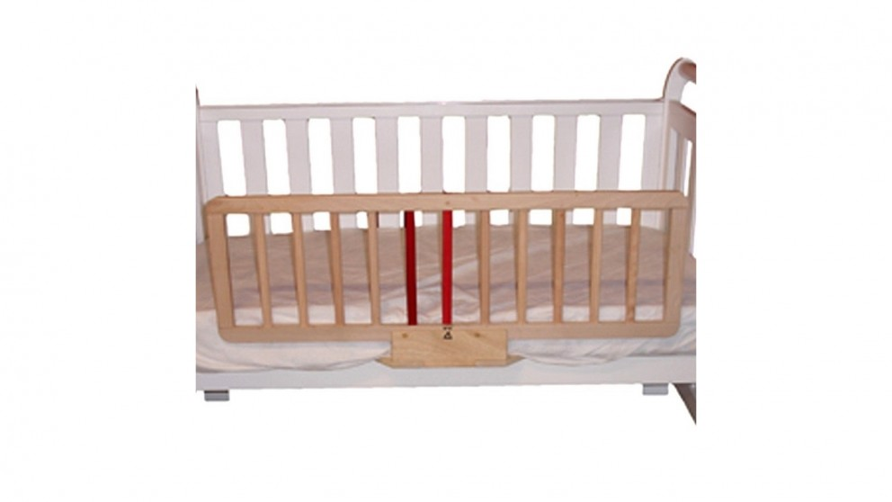 Babyhood Safety Timber Bed Guard