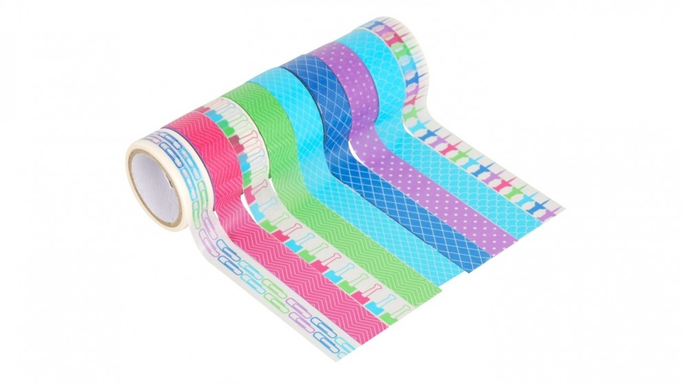 Instax Washi Tape Single Roll Pack - Office