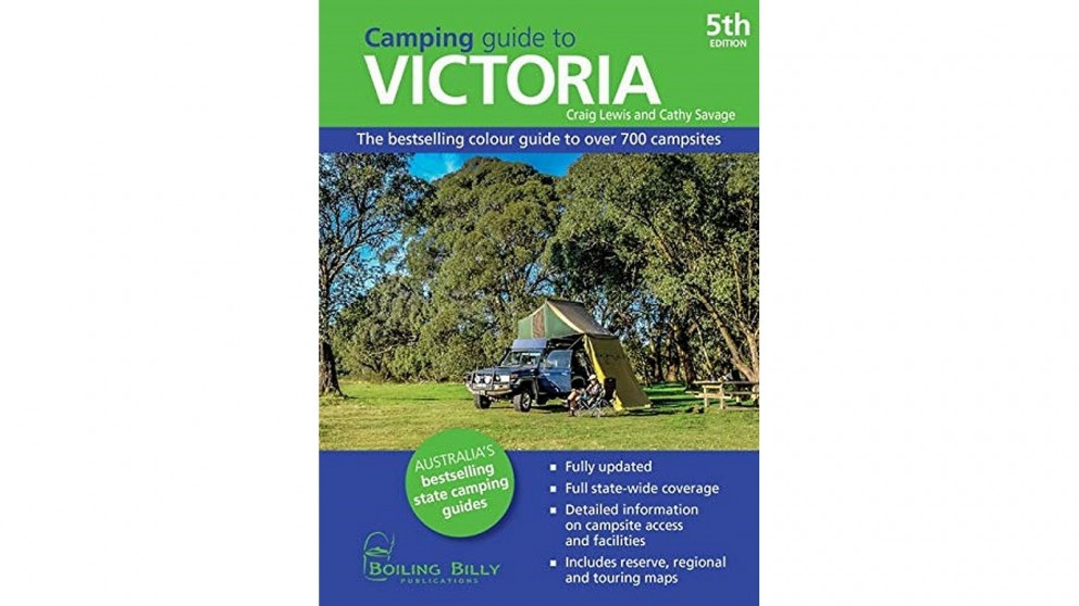 Boiling Billy Camping Guide to Victoria