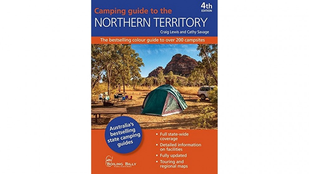 Boiling Billy Camping Guide to the Northern Territory