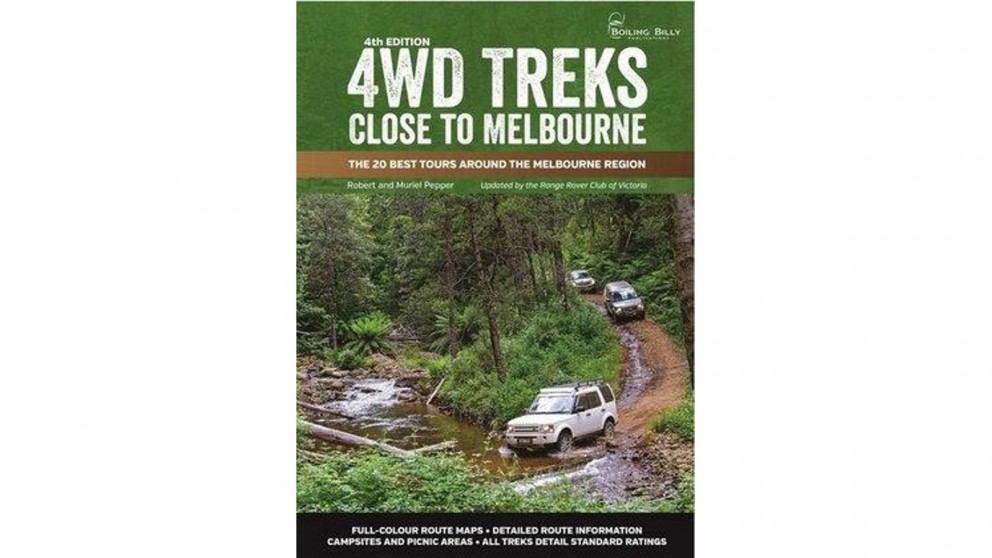 Boiling Billy 4WD Treks Close to Melbourne