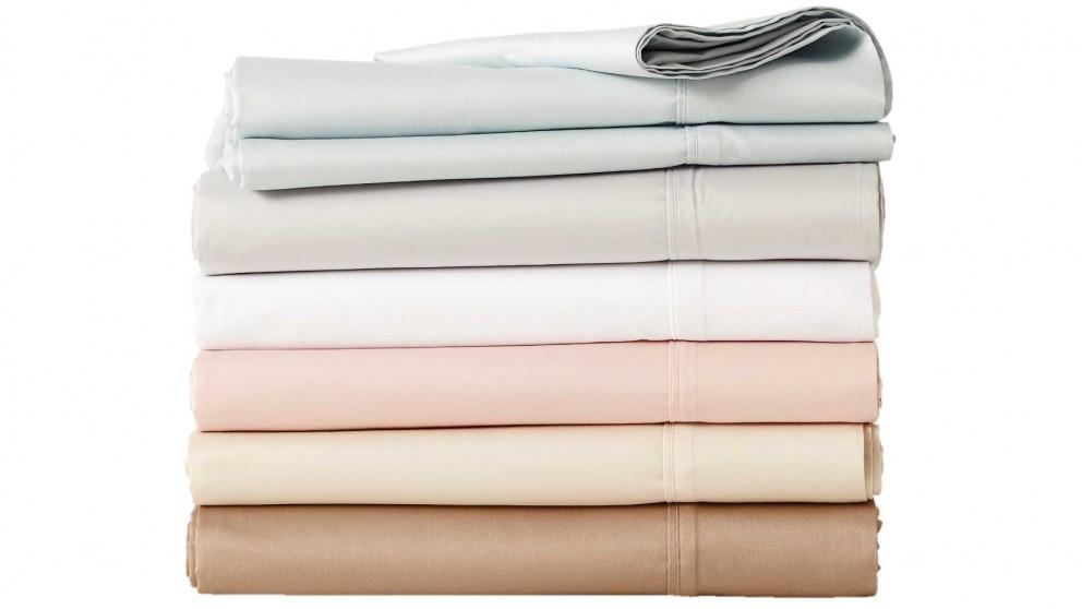 L'Avenue Ivory King Pillowcases