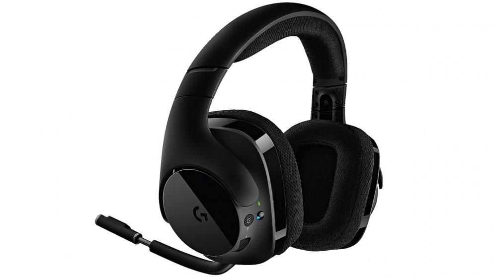Logitech G533 Wireless DTS 7.1 Surround Wireless Gaming Headset