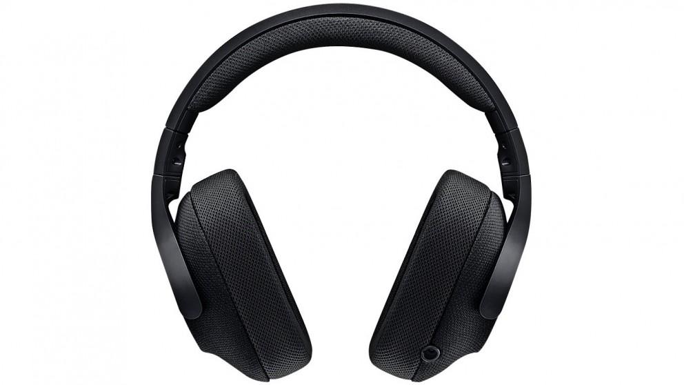 Logitech G433 7.1 Wired Surround Gaming Headset - Black