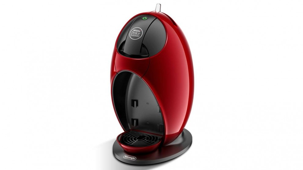 Dolce Gusto Coffee Maker Red : Nescafe Dolce Gusto Jovia Capsule Coffee Machine - Red - Coffee Machines - Coffee & Beverage ...