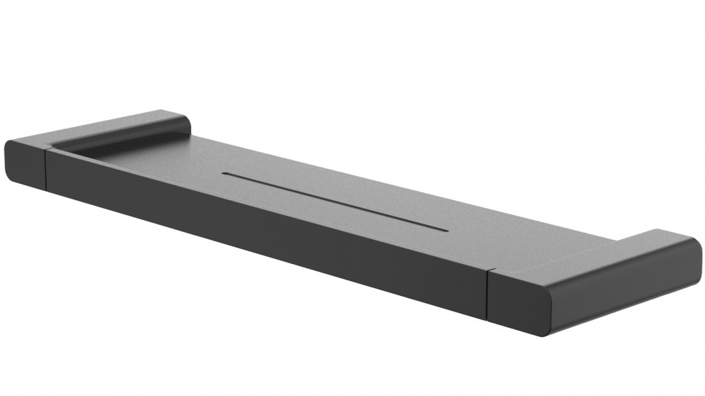 Caroma Metal Shelf - Black
