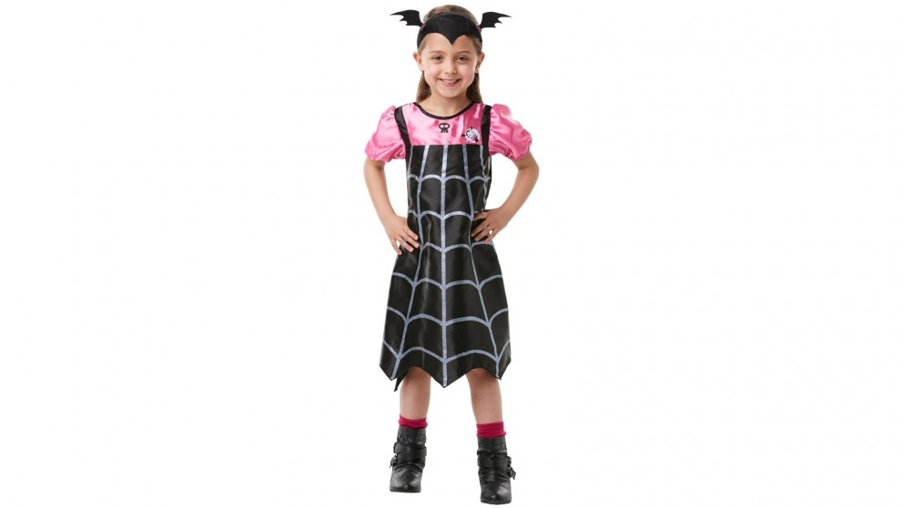 Vampirna Child Costume - Size 3-5 Years