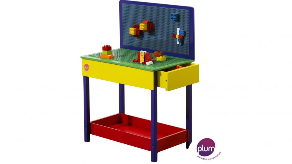 Plum Build-It Construction Table