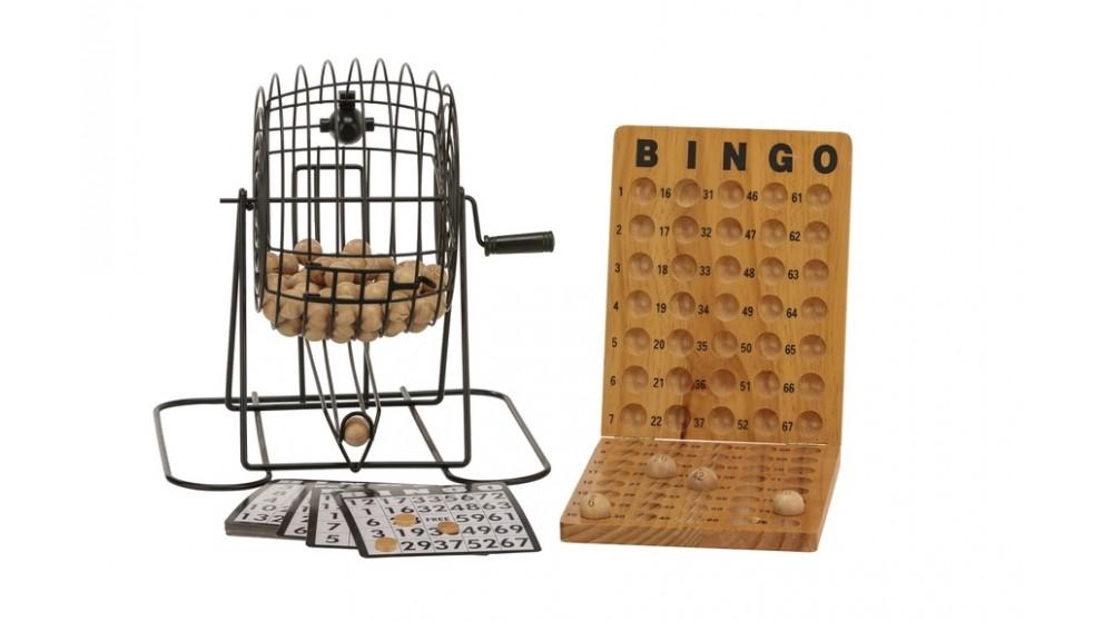 Jenjo Bingo 75 Player Set