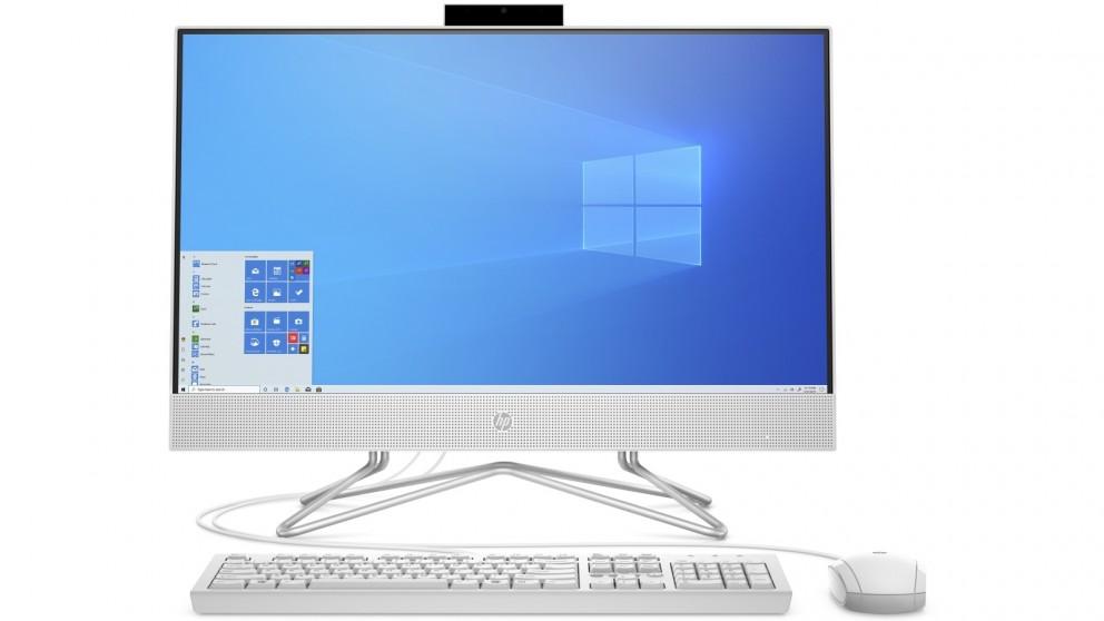 HP 23.8-inch Athlon 3050U/8GB/512GB SSD All in One Desktop