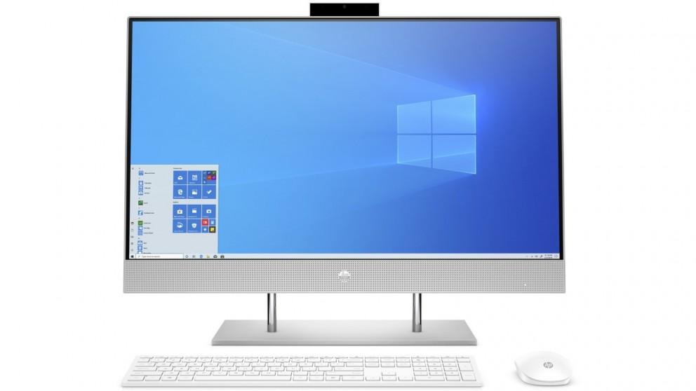 HP 27-inch R3-4300U/8GB/512GB SSD All in One Desktop