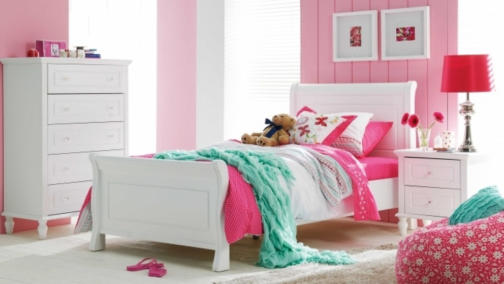 Kids Bedroom Harvey Norman josephine single bed - kids beds & suites | harvey norman australia