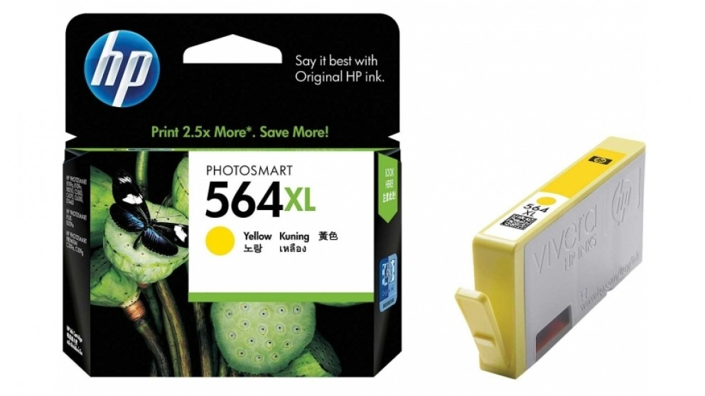 HP 564 XL Yellow Ink Cartridge