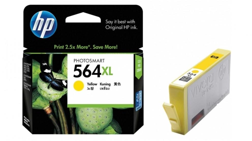 HP 564 XL Yellow Ink Cartridge