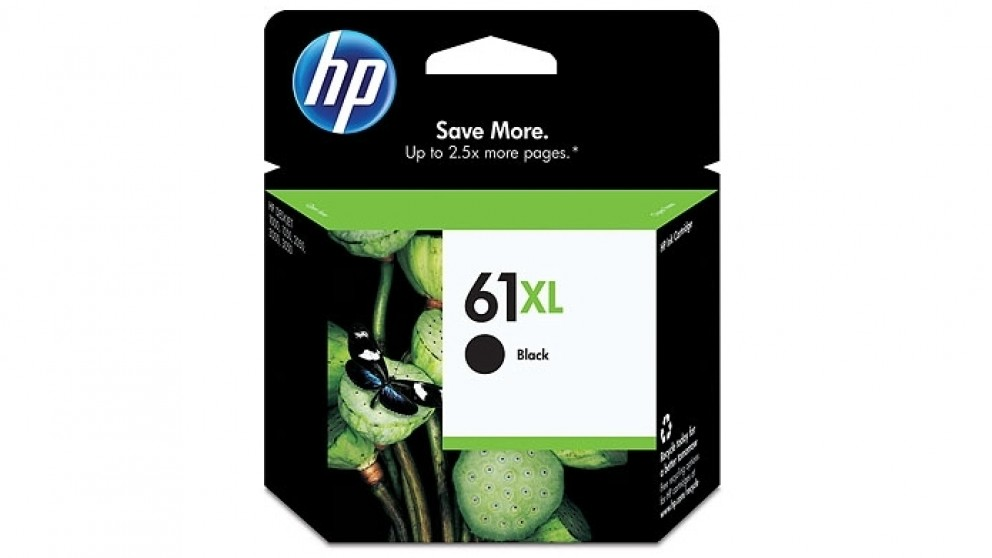 HP 61 XL Black Ink Cartridge
