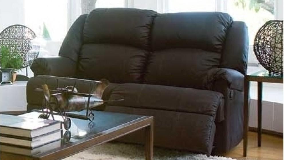Ben 3 Piece Leather Recliner Lounge Suite
