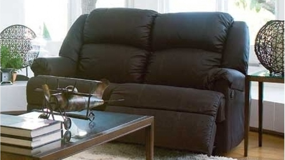 Ben 2.5 Seater Leather Recliner Sofa