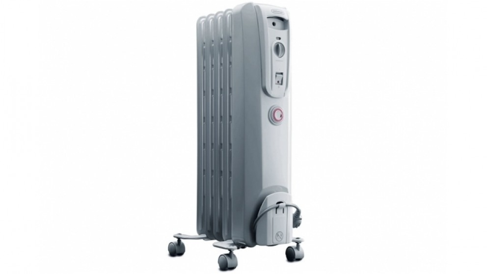 Delonghi 1000W Oil Column Heater with Timer