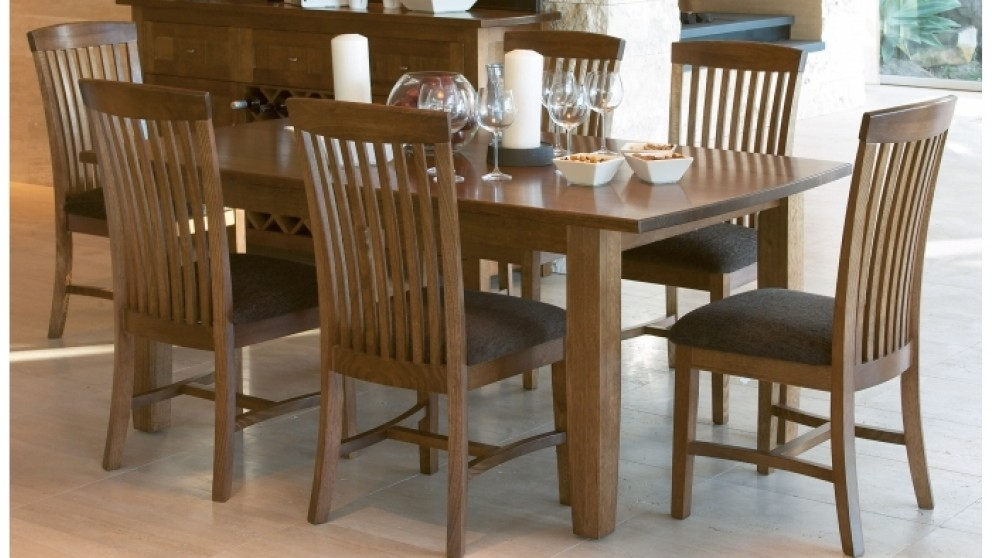 Balmoral 7 Piece Dining Setting Dining Furniture Dining Room