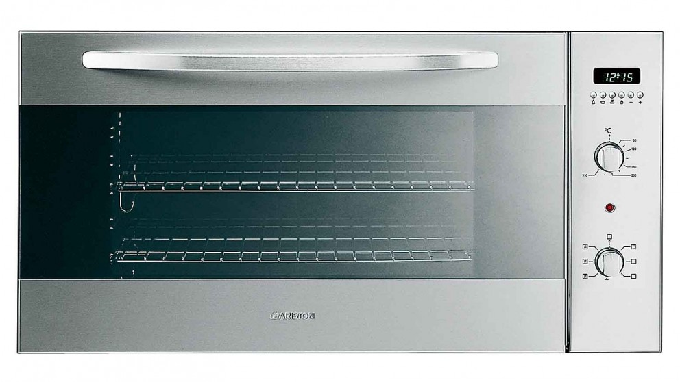 Cheap Ariston 90cm Luce Maxi Oven | Harvey Norman AU