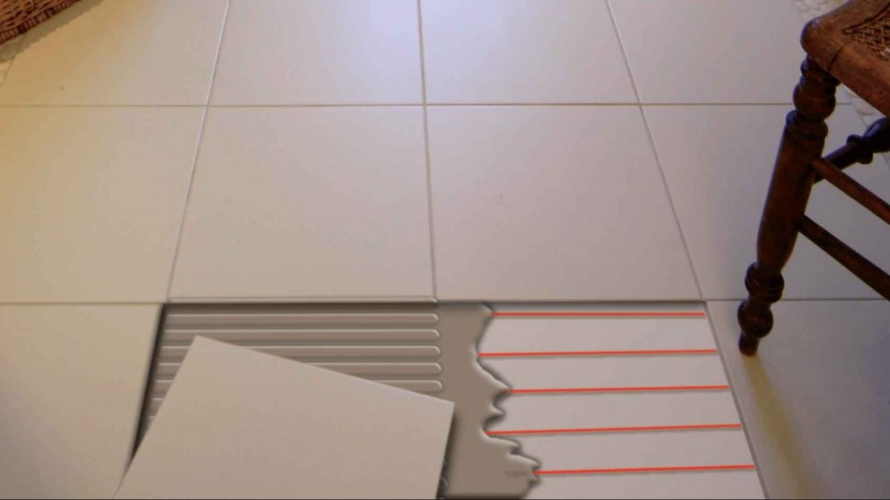 Warmtech Inscreed Heating Kit Underfloor Heating - 2.6-3 metres squared
