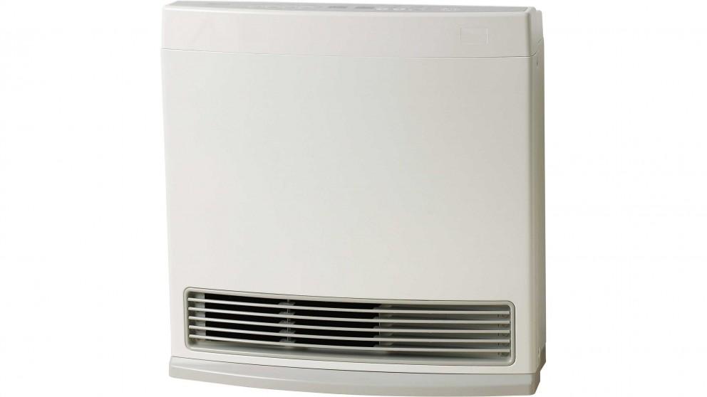Rinnai Enduro 13 Unflued Natural Gas Convector Heater - White