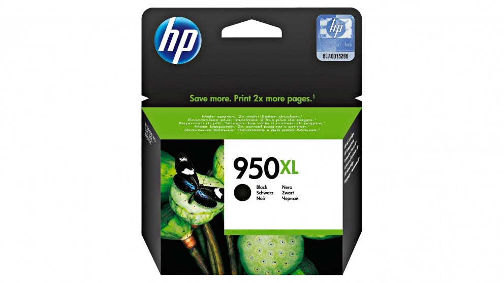 HP 950 XL Black Officejet Ink Cartridge