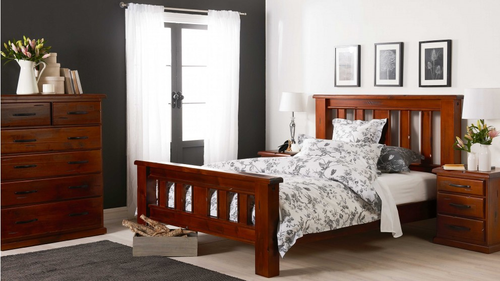 King bedroom suites harvey norman bedroom review design for Bedroom suites with mattress