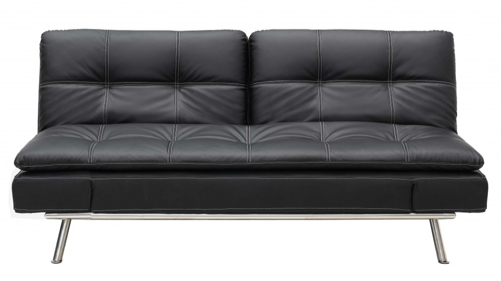 Tocoa Click Clack Sofa Bed Sofa Beds Living Room Furniture Outdoor Bbqs Harvey Norman