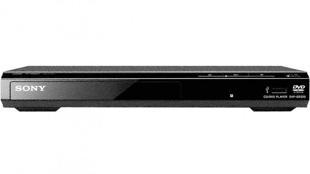 Sony DVPSR320 DVD Player